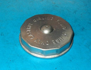 BRAKE MASTER CYLINDER FILLER CAP MGC METAL - INCLUDES DLEIVERY