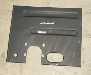 FLOOR PAN SPRITE MIDGET MKIII > LEFT HAND REAR REPAIR - DELIVERY EXTRA
