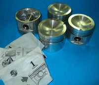 MGB PISTON SET 5 BEARING LOW COMP 060 P/FIT +R - INCLUDES DELIVERY