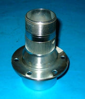 SPLINED HUB MG TF + MGA 1500 RIGHT HAND FRONT ALSO MGT TD WITH WIRE WHEELS - INCLUDES DELIVERY
