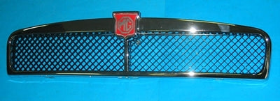 MGB GRILLE ASSEMBLY BLACK MATRIX - INCLUDES DELIVERY TO MAINLAND EAST COAST METRO. See description.