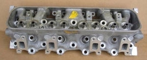 PAIR - MG GENUINE MGB V8 ALLOY CYLINDER HEADS 614642 - INCLUDES DELIVERY
