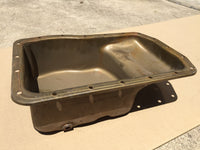 SUMP OIL PAN MGB 3 BRG ALSO MGA excludes Twin Cam - INCLUDES DELIVERY