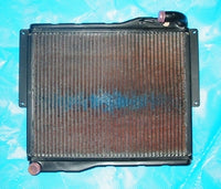 RADIATOR MGB RUBBERNOSE SEPT 1976 ONWARDS - INCLUDES DELIVERY