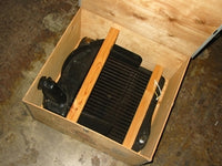 RADIATOR SPRITE 1 2 3 + MIDGET MK3 1958> 1970 BRITISH MOTOR CORP ORIGINAL EQUIPMENT NEW OLD STOCK - INCLUDES DELIVERY