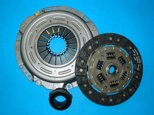 3 PIECE - CLUTCH KIT MGF 1.8 BORG & BECK PREMIUM QUALITY - INCLUDES DELIVERY