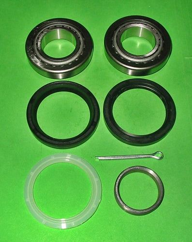 PAIR - CLASSIC MINI FRONT WHEEL BEARING KIT COOPER S DELIVERY INCLUDED
