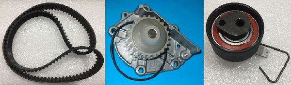 MG MGF WATER PUMP TIMING BELT & AUTO TENSIONER NON VVC  - INCLUDES DELIVERY