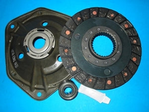 3 PIECE - CLUTCH KIT 61>80 ALL MINI MOKE MORRIS 1100 BLUE DOT SPEC NOT VERTO - INCLUDES DELIVERY