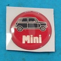 MINI BADGE GEAR KNOB - INCLUDES DELIVERY