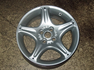 MGF ROAD WHEEL VVC 5 SPOKE new old stock - DELIVERY EXTRA
