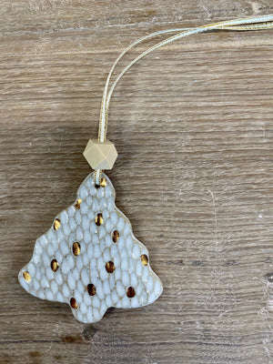 Spotty Tree Decoration