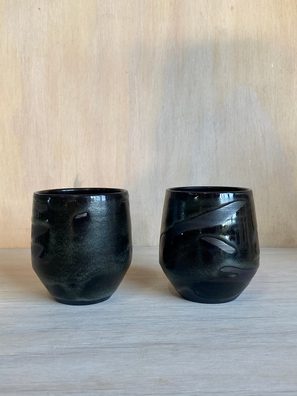 Ghost black multipurpose cup