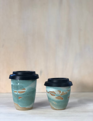 Sea Mist Travel Mug