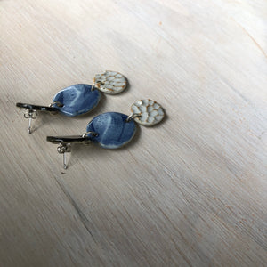 Dark Blue Mega Dangle