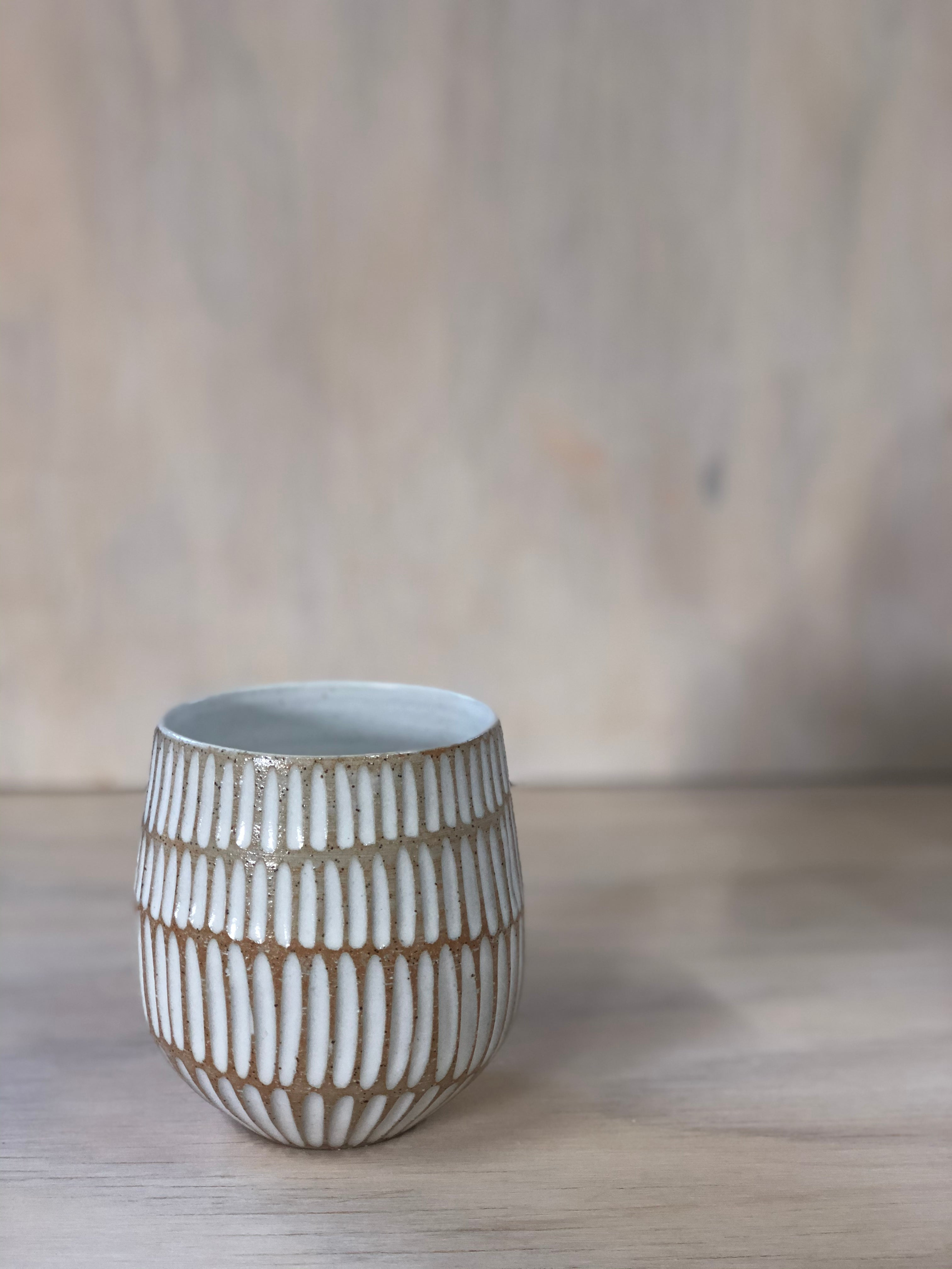 Sea Shell Wine Cup