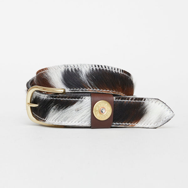 Morton Keeper Cowhide Belt