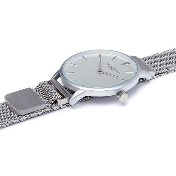 Elie Beaumont - HOLBORN MAGNETIC SILVER Watch