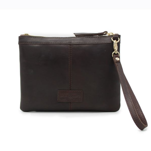 Charlton Bit Clutch Bag - Hicks & Hides