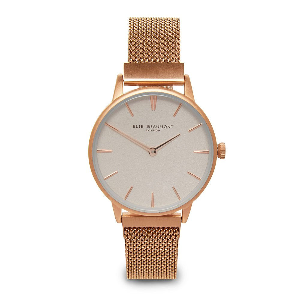 Elie Beaumont - HOLBORN MAGNETIC ROSE GOLD Watch
