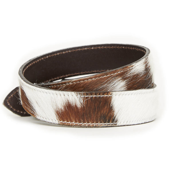 Morton Keeper Cowhide Belt - Hicks & Hide
