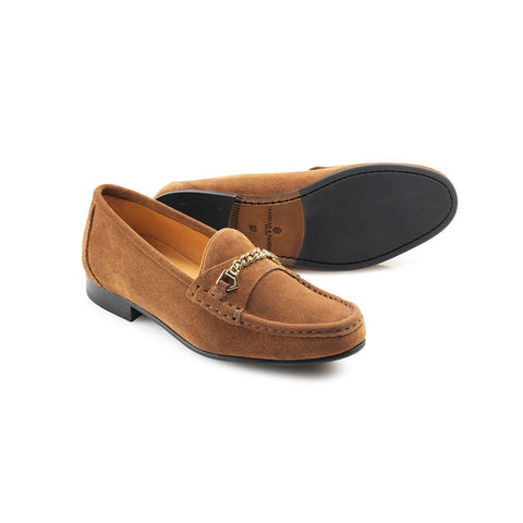 Fairfax & Favor - THE APSLEY  SUEDE LADIES LOAFER