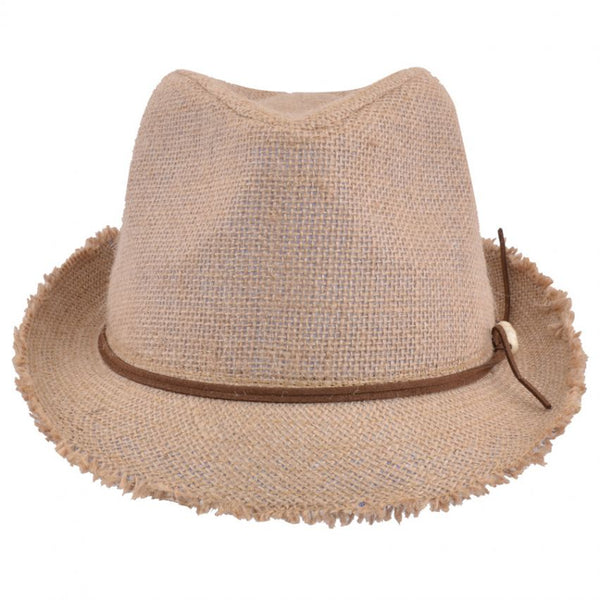 Summer Tilby Hat - Natural
