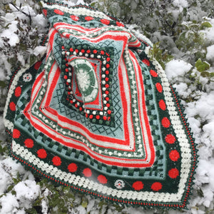 Ugly Christmas Sweater Sampler Pattern