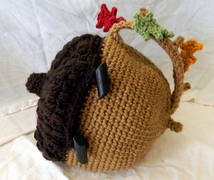 Acorn Toy Bag Pattern