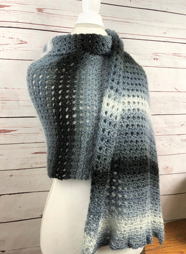 Sweet and Simple Shawl Pattern