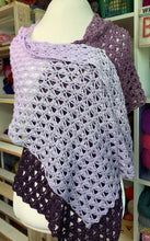 Load image into Gallery viewer, Cobblestone: A Sweet and Simple Shawl Pattern