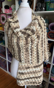 Cobblestone: A Sweet and Simple Shawl Pattern