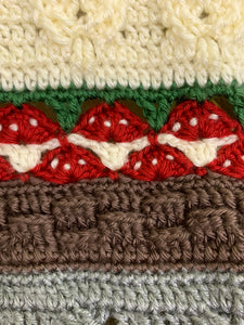 Walk in the Woods Sampler Blanket Pattern