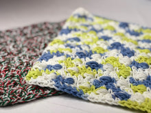 Load image into Gallery viewer, E-BOOK- 11 Dishcloth Patterns for Beginners