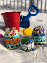 Load image into Gallery viewer, Calypso Crab Cotton Jar Huggers