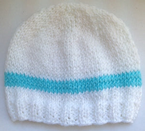 My Little Newborn Knit Hat