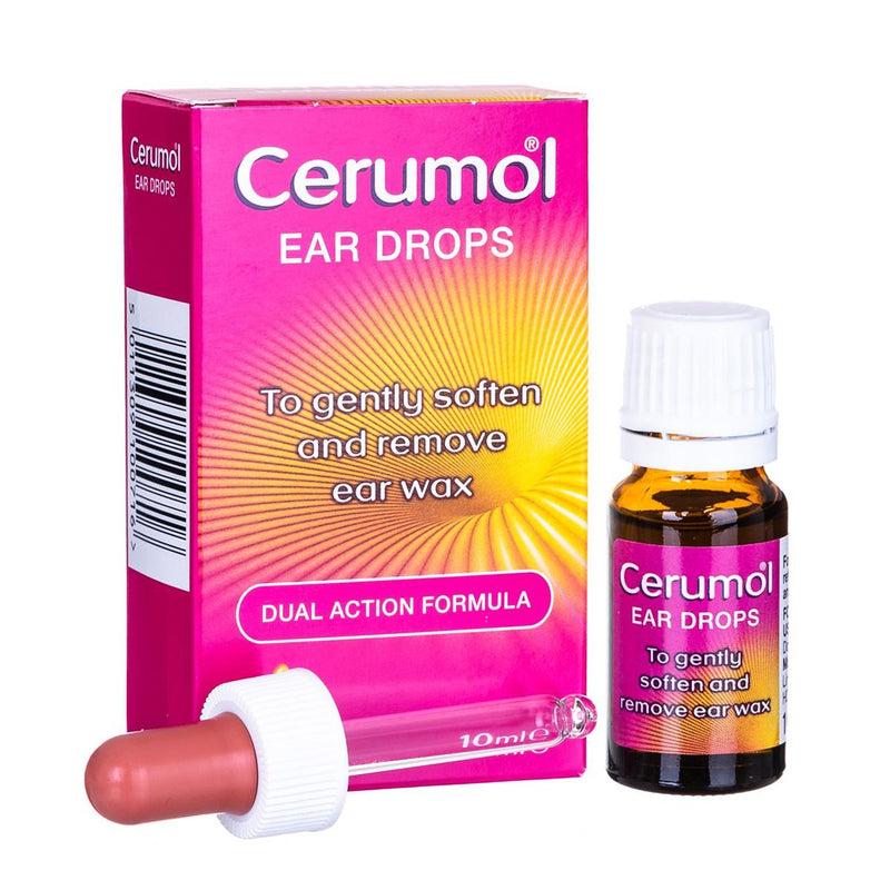 CERUMOL EAR WAX SOFTENER  10ml