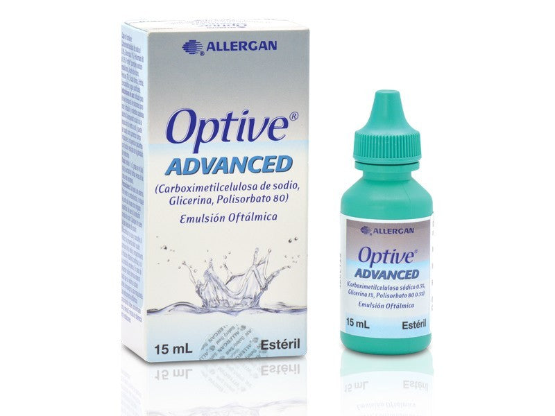 OPTIVE ADVANCED EYE DROP 15ml