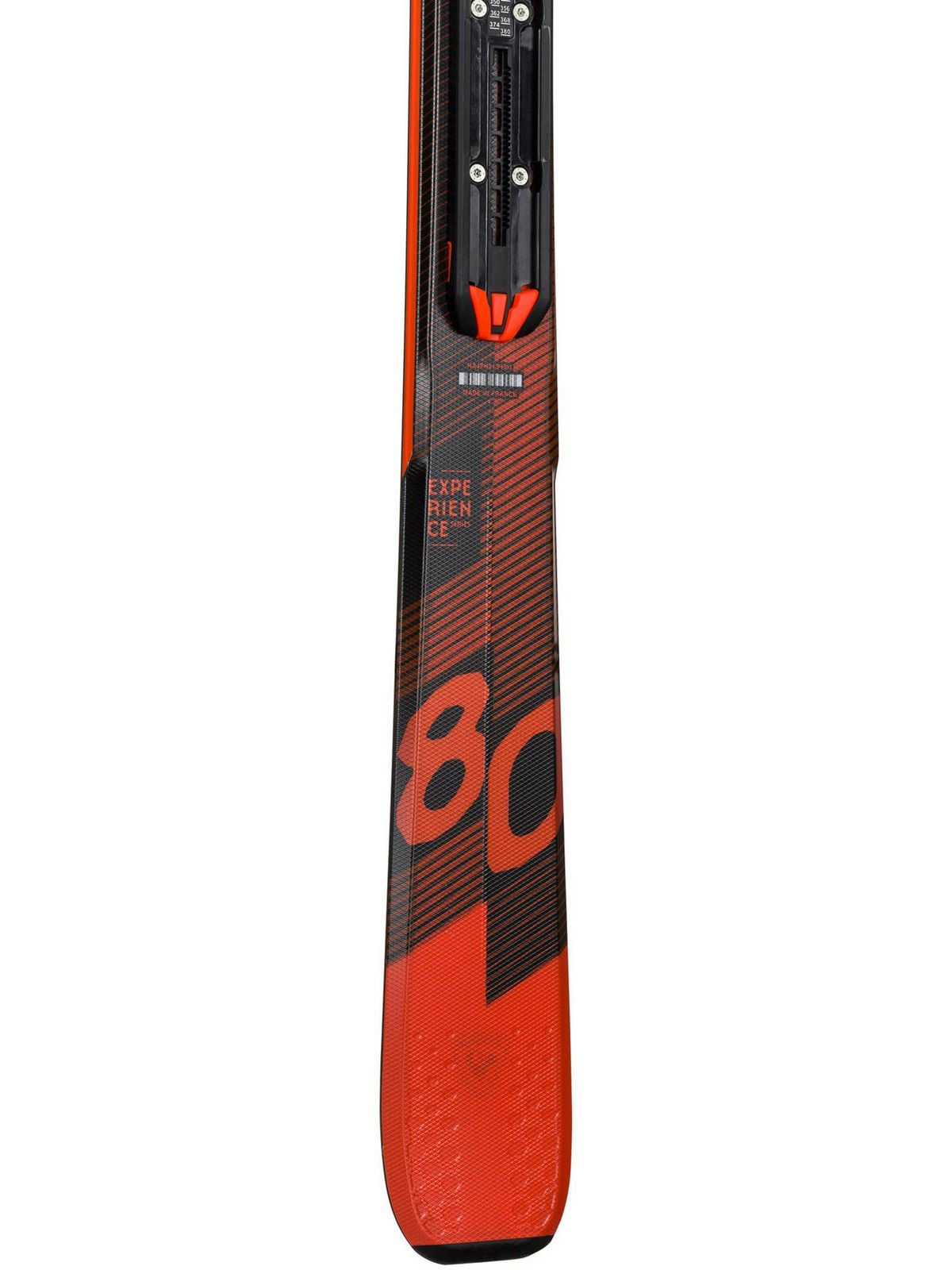 Narty ROSSIGNOL EXPERIENCE 80 CI + wiązania LOOK XP 11 GW BLACK RED
