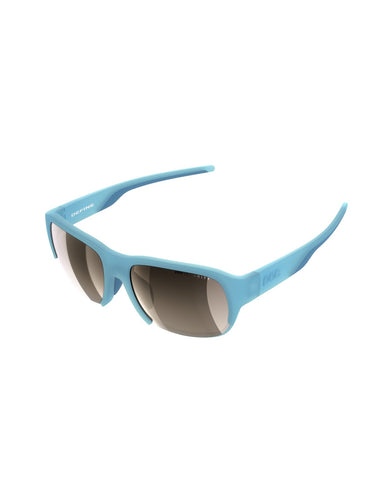 Kolor: BASALT BLUE - Clarity Trail_Brown/Silver Mirror Cat 2