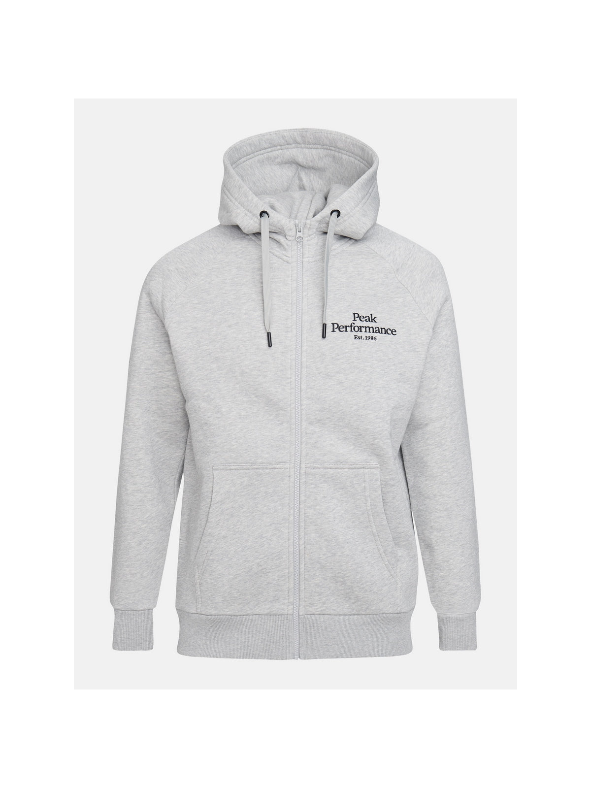 Bluza Z Kapturem PEAK PERFORMANCE M ORIGINAL ZIP HOOD