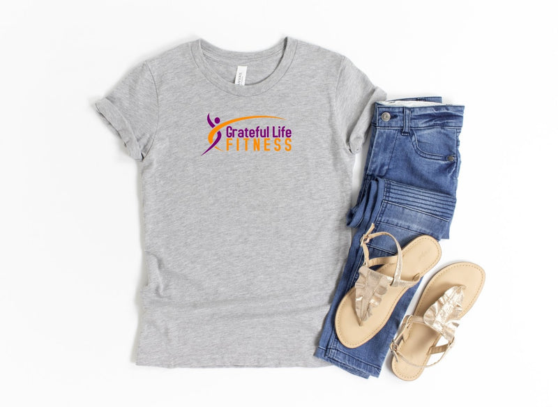 Grateful Life Fitness Unisex T-Shirt - Moxie Momma