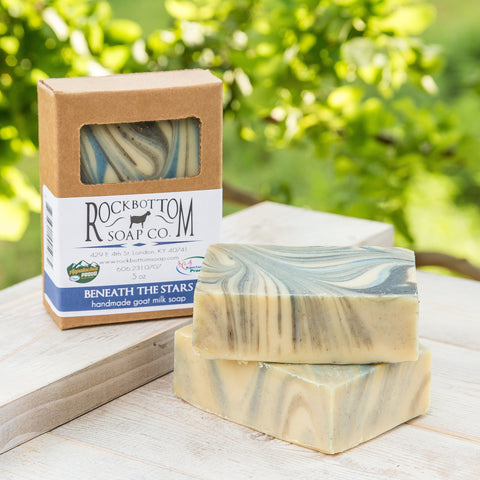 Beneath the Stars Goat Milk Soap