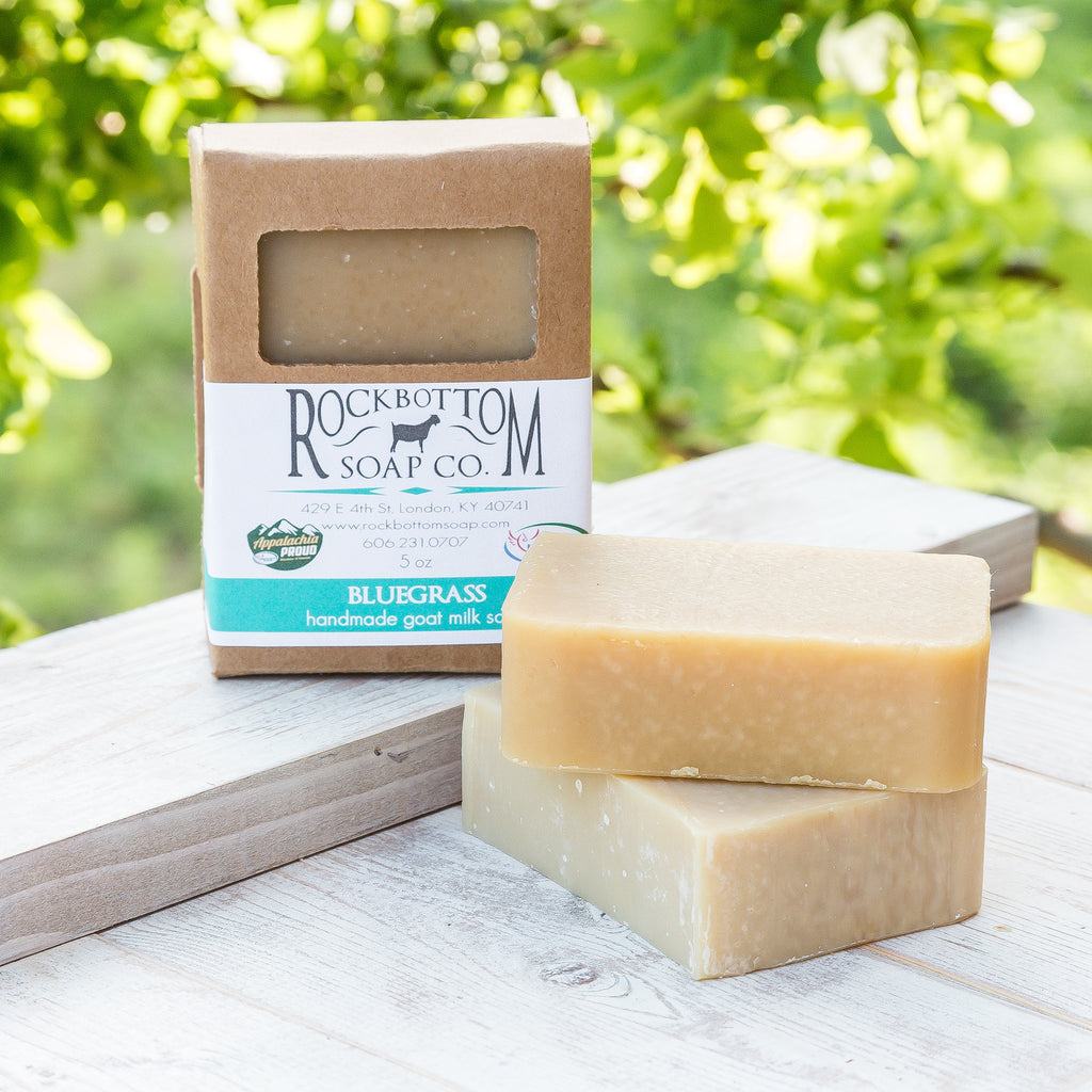 Bluegrass Goat Milk Soap