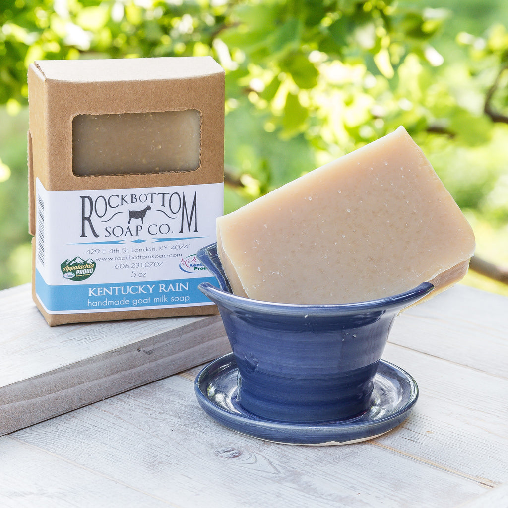 Kentucky Rain Goat Milk Soap