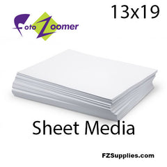"Premium LUSTRE Finish Photo Paper<BR>13"" x 19""<BR>50 sheets"