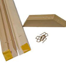 "Hahnemühle 1 3/4"" Gallerie Wrap Pro Bars & Corner Braces (quantity 8 or 6 bars & 8 or 6 braces per box)"