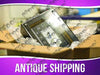 Antique Shipping Signage