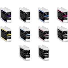 Epson 770 UltraChrome PRO10 Photo Black Ink Cartridge (25mL)