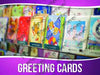 Greeting Cards Signage - Horizontal
